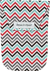 Diapees and Wipees Diaper Tote Urban ZigZag