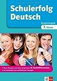 Klett Schulerfolg Deutsch 7. Klasse: Grammatik