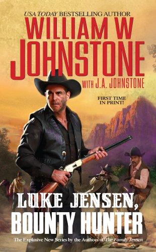 Image for Luke Jensen, Bounty Hunter