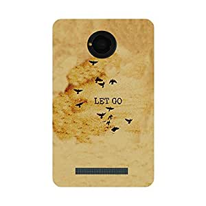 Phone Candy Designer Back Cover with direct 3D sublimation printing for Yu Younique