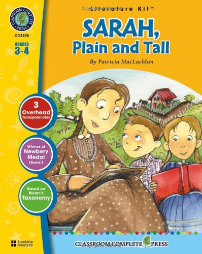 Sarah, Plain and Tall (Literature Kit)