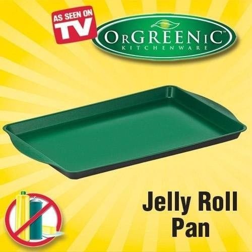how to clean burnt orgreenic pan