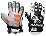 Brine LGLTR12G Triumph Goalie Lacrosse Gloves (Call 1-800-327-0074 to order)