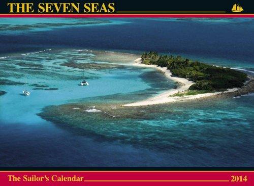 Seven Seas Calendar 2014, The