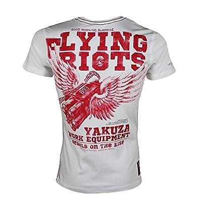 Yakuza Premium T-Shirt 1707 natur