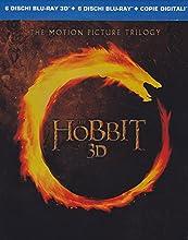 Lo Hobbit - La Trilogia (3D) (6 Blu-Ray 3D+6 Blu-Ray)