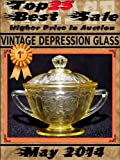 Top25 Best Sale - May 2014 - Vintage Depression Glass