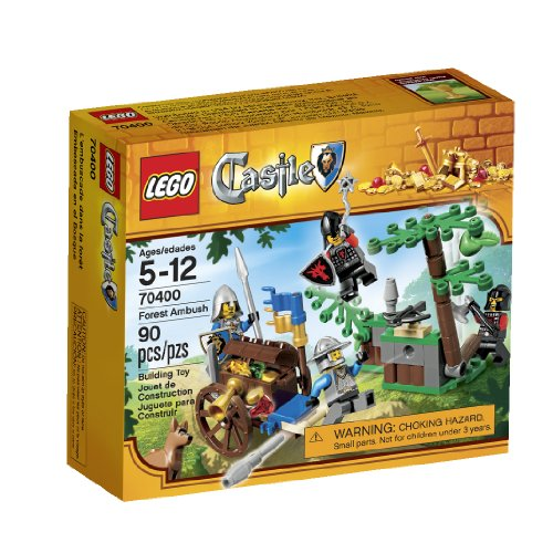 LEGO Castle Forest Ambush Amazon.com