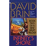 Infinity's Shore (The Uplift Trilogy, Book 2)