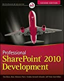 img - for Professional SharePoint 2010 Development by Thomas Rizzo (2012-03-27) book / textbook / text book