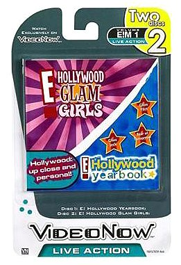 Videonow Personal Video Disc 2-Pack: E Hollywood Glam Girls & E Hollywood Yearbook - 1