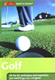 Golf (Collins Need to Know?) (0007180373) by Various