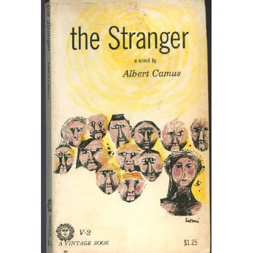 the progression of meursaults character in the stranger a novel by albert camus
