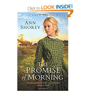 """The Promise of Morning"" by Ann Shorey :Book Review"