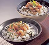 牧島流鯵茶漬けセット塩味2袋+梅味2袋(計12食)