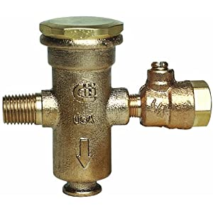 Sae 40 Bronze http://www.amazon.com/Apollo-40LF000FPV2F-Protection-Valve-Threaded/dp/B00884HTCC