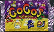 "Crazy Bone ""Gogos"" New in Foil Packa…"