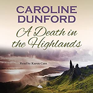 A Death in the Highlands Audiobook