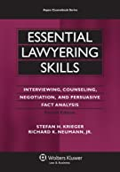 Essential Lawyering Skills, 4th Edition (Aspen Coursebooks)