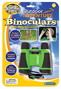 Brainstorm Toys Outdoor Adventure Binoculars(1)