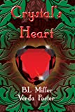 img - for Crystal's Heart book / textbook / text book