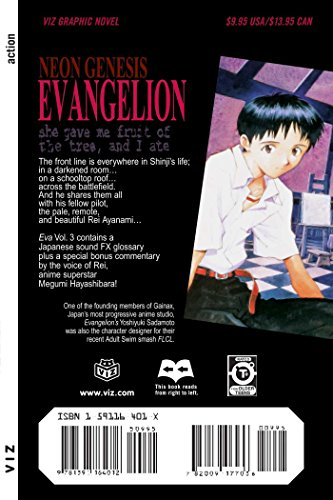 NEON GENESIS EVANGELION GN VOL 03 (Neon Genesis Evangelion (Viz) (Graphic Novels))