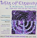 Taste of Eternity: Musical Shabbat 1