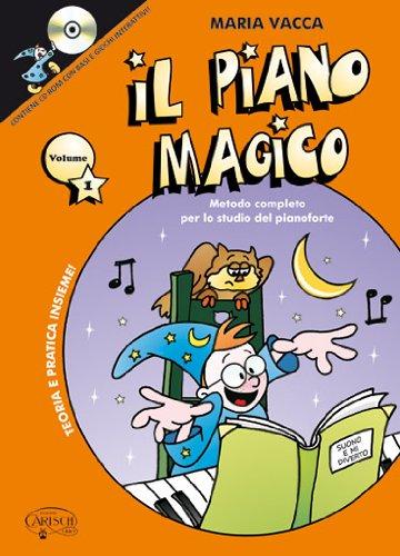 Il piano magico Con CD ROM 1 PDF