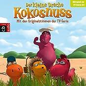 Picknick mit Adele / Volltreffer / Die Fressfalle / Einmal und nie wieder (Der Kleine Drache Kokosnuss - Hörspiel zur Serie 2) | Ingo Siegner