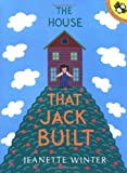 The House that Jack Built (Picture Puffins) (0142301264) by Winter, Jeanette