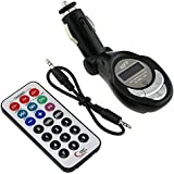 Wyane Enterprise Car Mp3 Player Fm Transmitter Modulator With USB Sd Slot