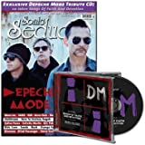 Sonic Seducer 04-13 mit Depeche-Mode-Titelstory + CD mit exkl. Coverversionen von Depeche-Mode-Songs, Bands: HIM, Mono Inc., IAMX, Welle: Erdball, ... u.v.m.: + exklusive Depeche Mode Tribute CD
