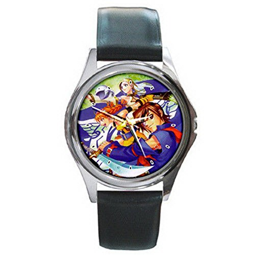 pok003-skies-of-arcadia-game-leather-wrist-watches-new