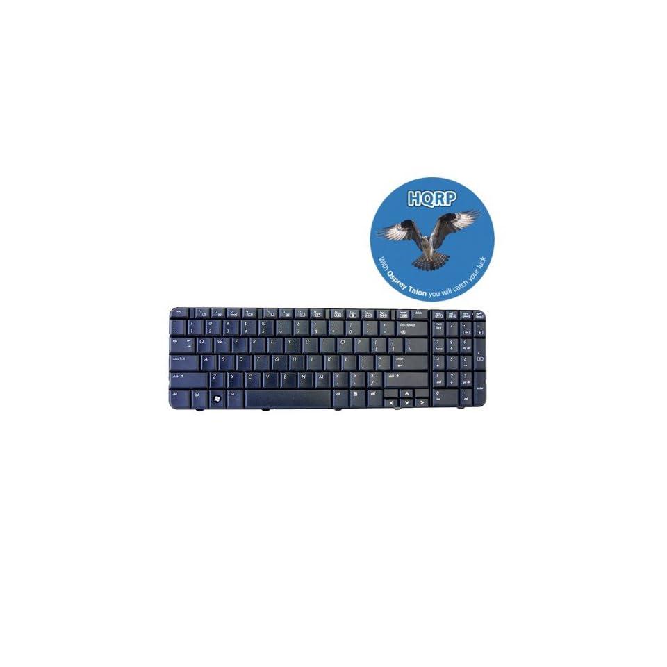 G60-535DX G60-538CA ordenador HQRP Teclado para HP G60-533CL G60-536NR