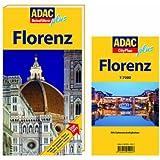 ADAC Reiseführer plus Florenz: Mit extra Karte zum Herausnehmen