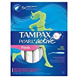 Tampax Pearl Fresh Super Tampons (18)