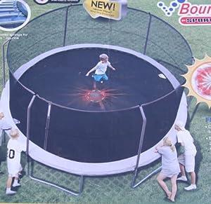 Amazon Com Bounce Pro Sports Power Round Net Fits 14ft