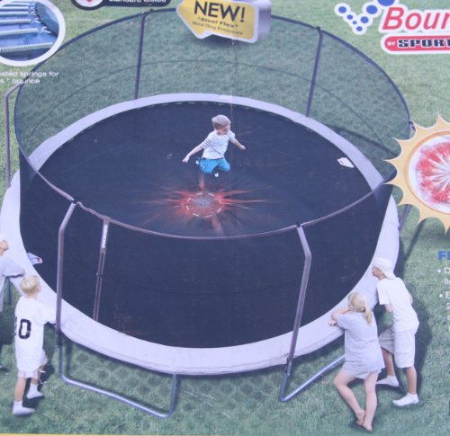 Bounce Pro Trampoline Replacement Springs: Net Specification Replacement Enclosure Net For Round