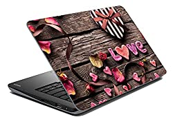 meSleep Love Laptop Skin
