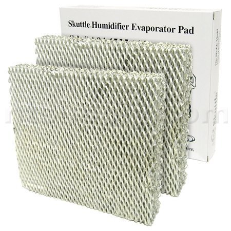 Skuttle Humidifier Evaporator Pad A04-1725-052, 2-Pack - 1