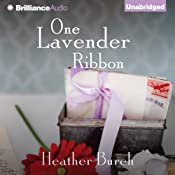 One Lavender Ribbon | [Heather Burch]