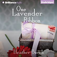 One Lavender Ribbon (       UNABRIDGED) by Heather Burch Narrated by Emily Sutton-Smith