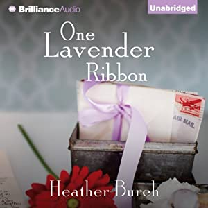 One Lavender Ribbon Hörbuch