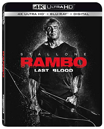 4K Blu-ray : Rambo: Last Blood (2 Discos)