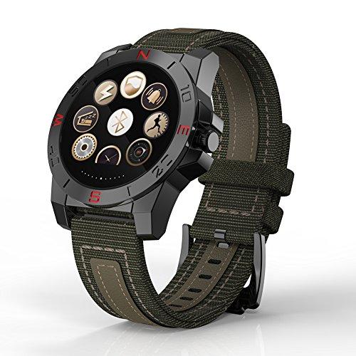 Multifunktionale-SmartWatch-Teckey-Luxus-N10-Outdoor-Sports-Smartwatch-mit-Pulsmesser-und-Kompass-wasserdichte-Uhr-Hhenmesser-Barometer-Chronograph-Outdoor-Uhr-Armbanduhr-Sport-Uhr-Bergsteigen-laufen-