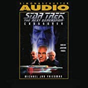 Star Trek, The Next Generation: Crossover (Adapted) | [Michael Jan Friedman]
