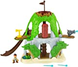Fisher-Price Disneys Jake and The Never Land Pirates: Jakes Magical Tiki Hideout Playset