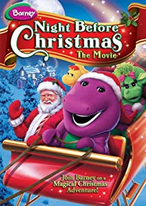 Barney Night Before Christmas - The Movie from Lionsgate / HIT Entertainment