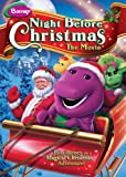 51o1De7Y7GL. SL160  Barney: Night Before Christmas   The Movie