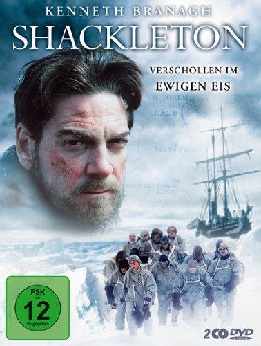 Shackleton - Verschollen im ewigen Eis (2 DVDs)